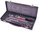 "32Pc 3/8"" Drive AF/Metric Socket Set"
