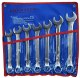 7Pc Metric Combination Spanner Set