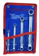 4Pc Torx Double Ended Ring Spanner Set
